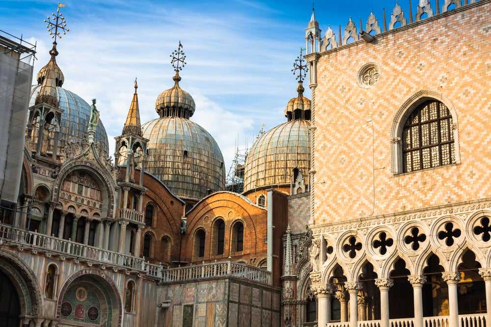 Basílica de San Marcos de Venecia