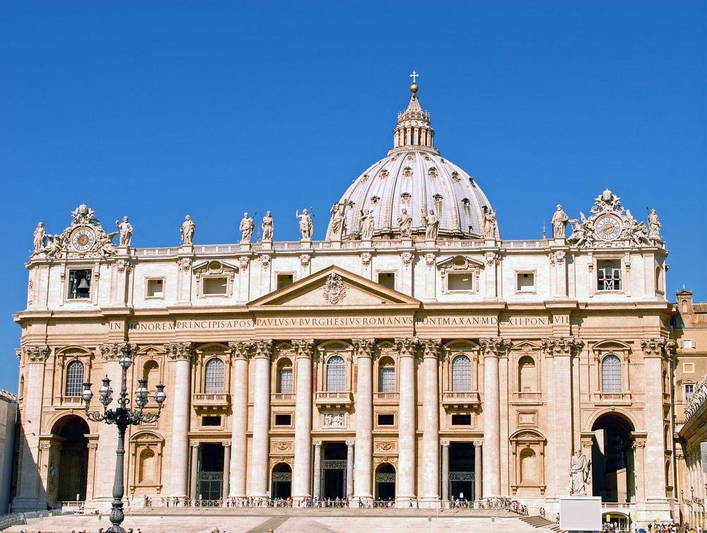 Algunas curiosidades de la Basílica de San Pedro