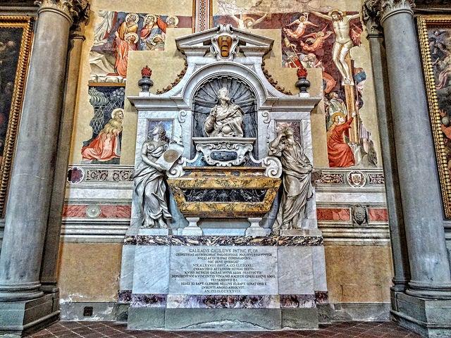 Basílica de la Santa Croce en Florencia
