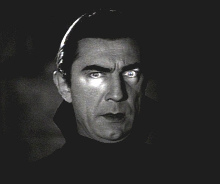 Bela Lugosi interpretando a Drácula