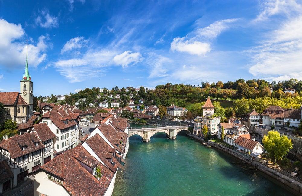 Berna, una de las ciudades medievales de Europa