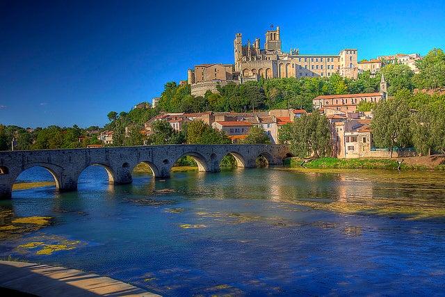 Bezieres, una de las bellezas el sur de Francia