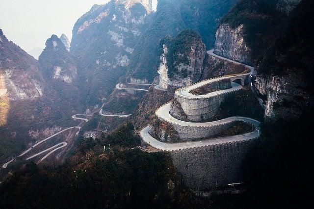 Carretera de Tianmen