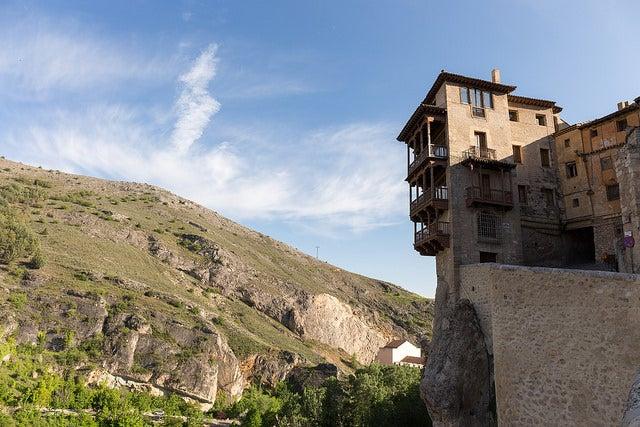 Casa Colgada en Cuenca