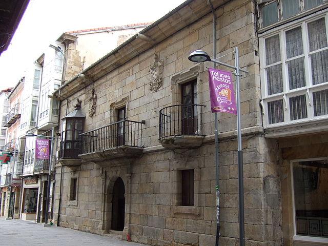 Casa del Marqués de Cilleruelo en Reinosa
