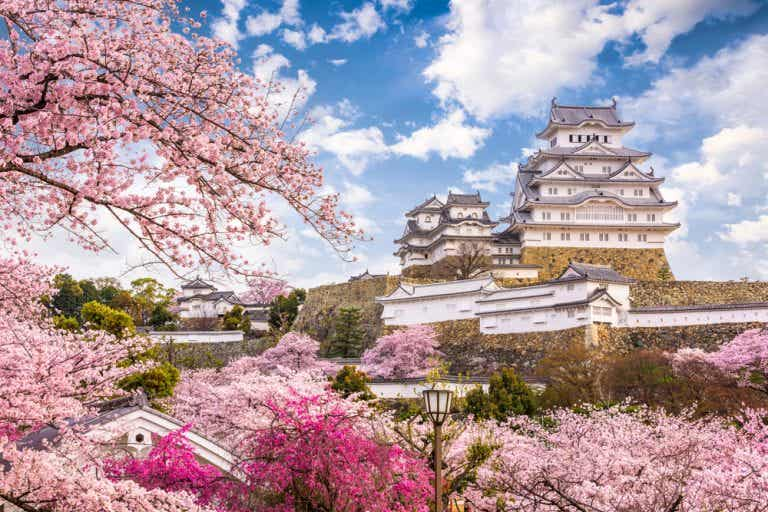 El castillo de Himeji, símbolo del antiguo Japón feudal