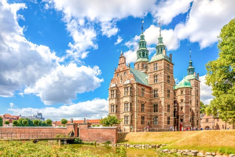 Cómo llegar al castillo de Rosenborg en Copenhague