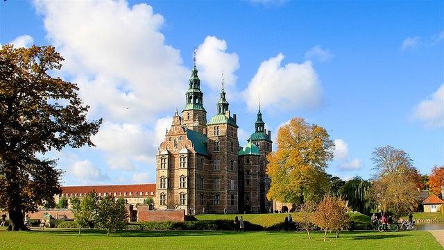 Una visita al castillo de Rosenborg en Copenhague