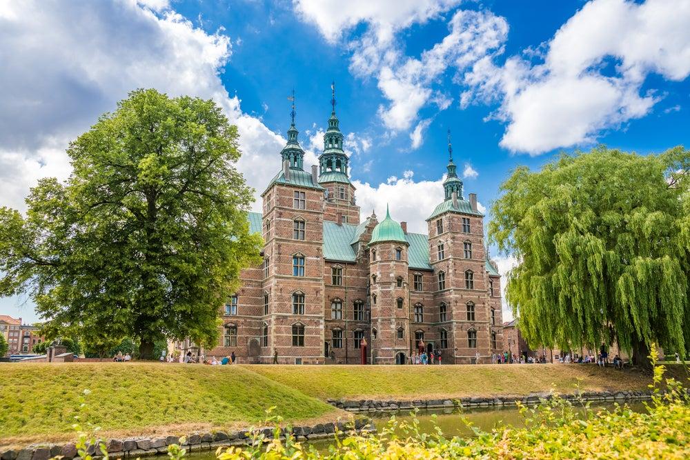 Castillo de Rosenborg: guía práctica para la visita