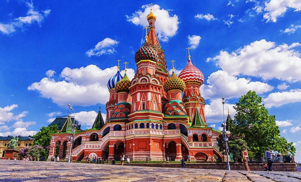 Catedral de San Basilio, una de las maravillas del planeta