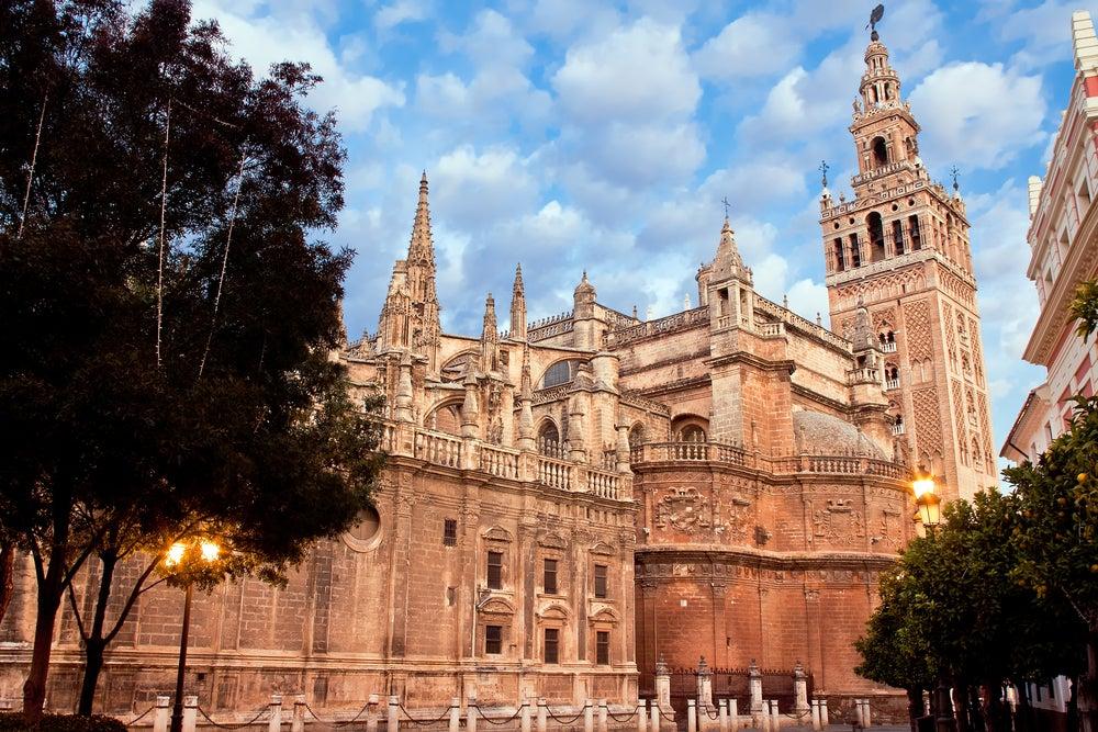 Картинки по запросу catedral de sevilla