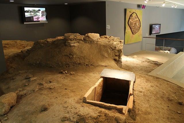 Museos de Lugo, Centro Arqueológico San Roque
