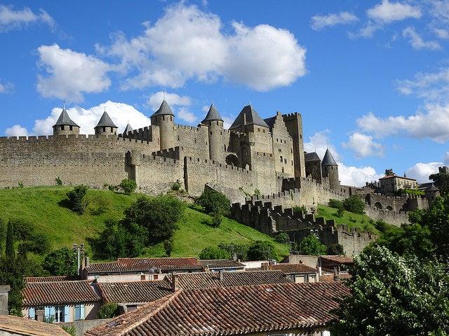 Carcassonne en Francia