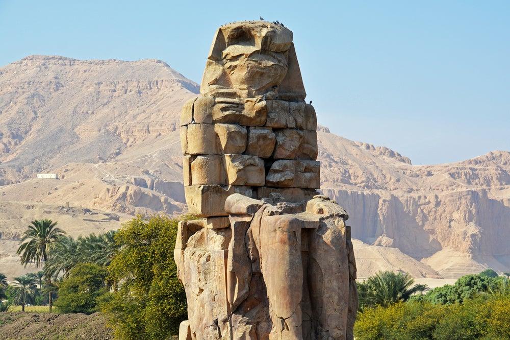 Coloso de Memnon