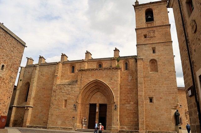 Concatedral de Santa María de Cáceres