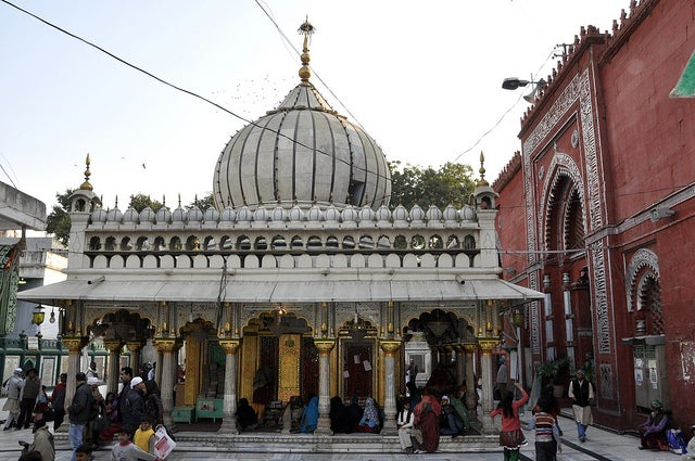 Dargah en Delhi