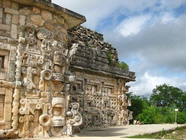 Ciudad de Uxmal