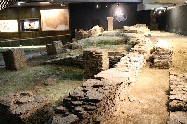 Museos de Lugo: Domus del Mitreo