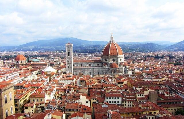El duomo de Florencia, símbolo del arte renacentista italiano