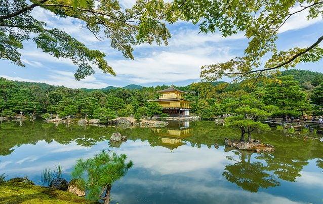 Pabellón de Oro de Kioto