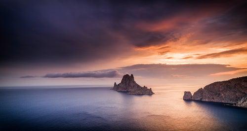 Es Vedra, en Ibiza, uno de los mejores planes románticos