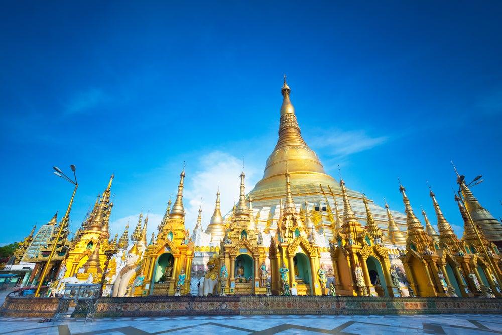 Estupa de Shwedagon