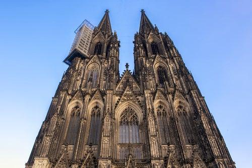 Torres de la catedral de Colonia