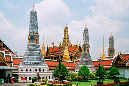Gran Palacio Dorado de Bangkok