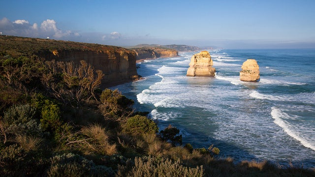 Great Ocean Road en Australia