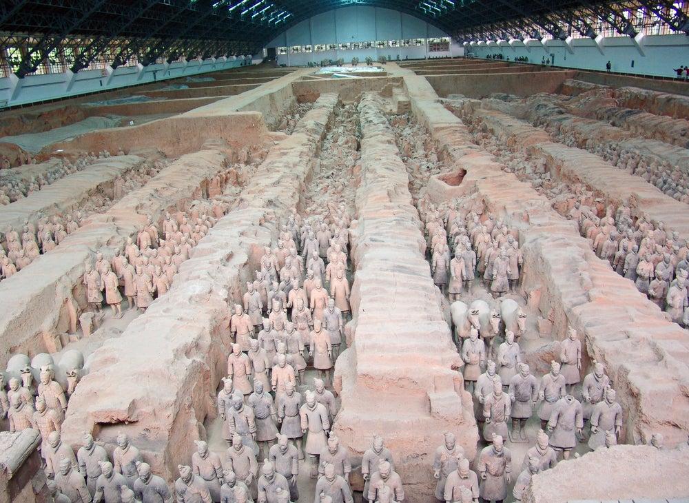 5 cosas que no sabías de los Guerreros de Xian
