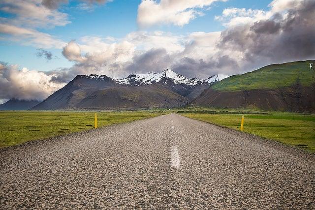 Carreteras espectaculares: Hringvegur en Islandia