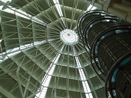 Interior de las Torres Petronas