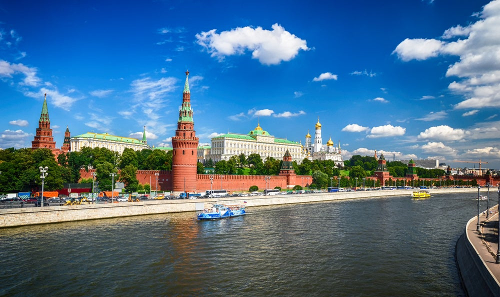 El Kremlin de Moscú, una historia mágica