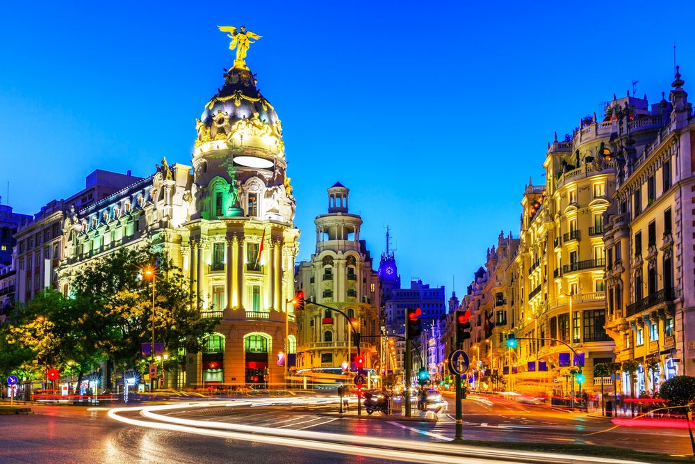 Madrid, uno de los lugares con más fiesta en España