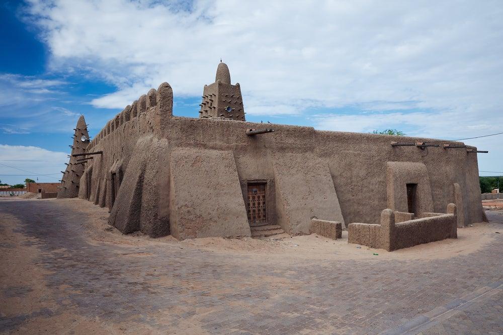 Mezquita Djimbayreber en Tombuctú