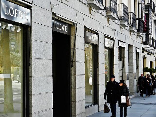 Milla de Oro,lugar de compras en Madrid