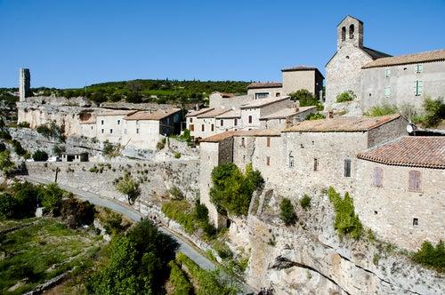Minerve en el sur de Francia