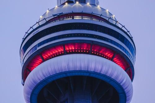 Mirador de la Torre CN de Toronto