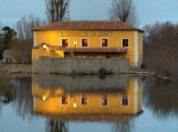 Molino de la Losa, para comer cerca de la muralla de Ávila