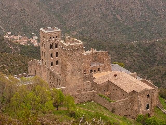 Monasterio de San Pedro de la Roda