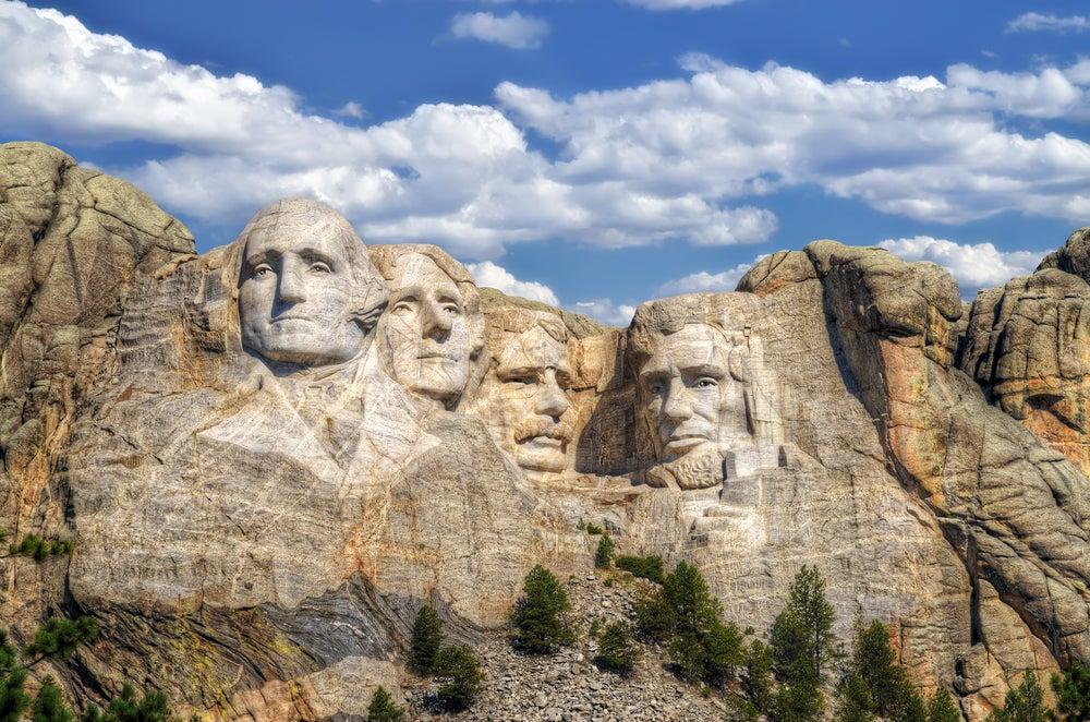 Guía para visitar el Monte Rushmore