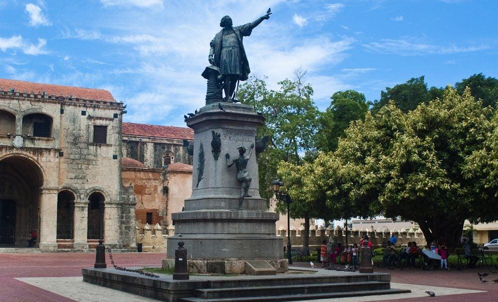4 curiosidades de los monumentos dedicados a Colón