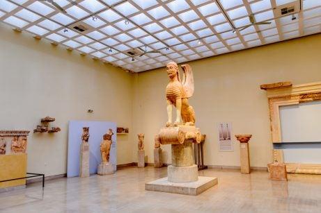 Museo Arqueológico de Delfos