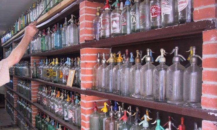 Museo del Sifón, uno de los museos más curiosos de España