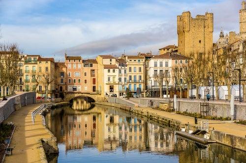 Narbona, una delas bellezas del sur de Francia