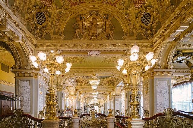 New York Café en Budapest