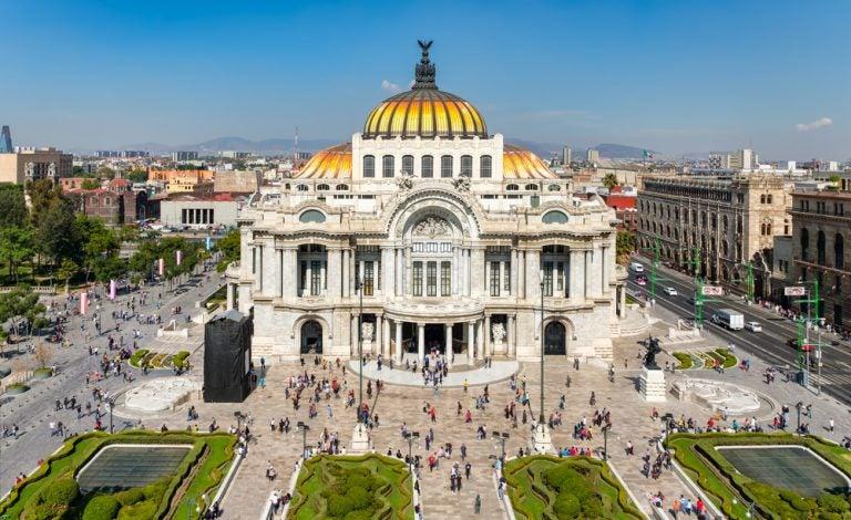 Cosas que debes saber del Palacio de Bellas Artes de México
