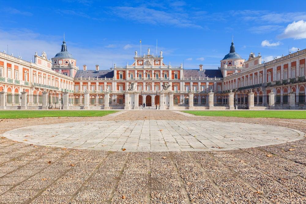 Horario, precio y ubicación del Palacio de Aranjuez