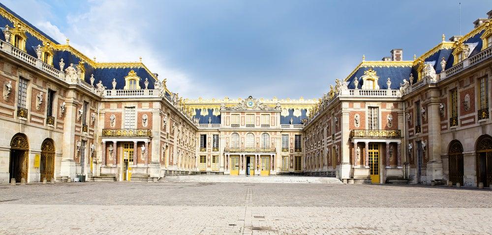 Conoce la historia del Palacio de Versalles