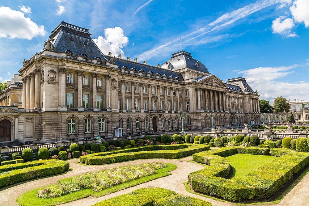 Palacio Real deBruselas